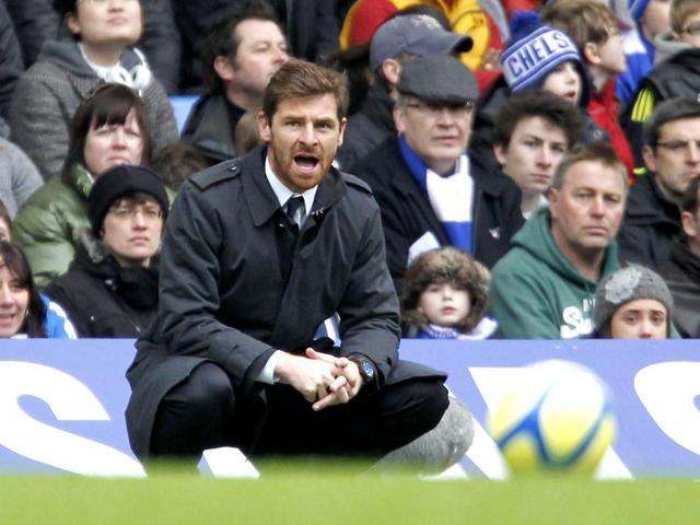 Not even a season into his job, Chelsea sacks Villas-Boas