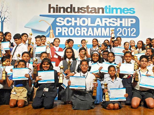 HT scholarship programme 2012,news,Shanmukhananda Hall