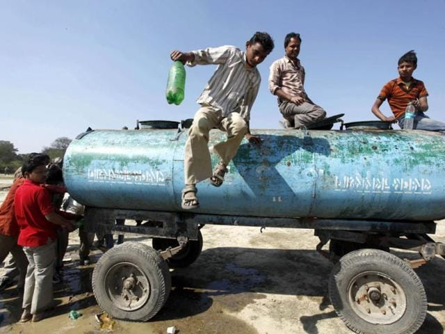 drinking water supply,MC,water crisis