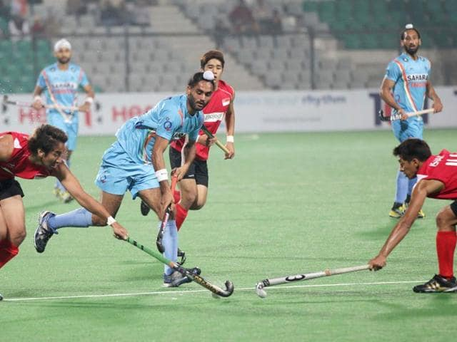 indian hockey team,New Zealand,london olympics