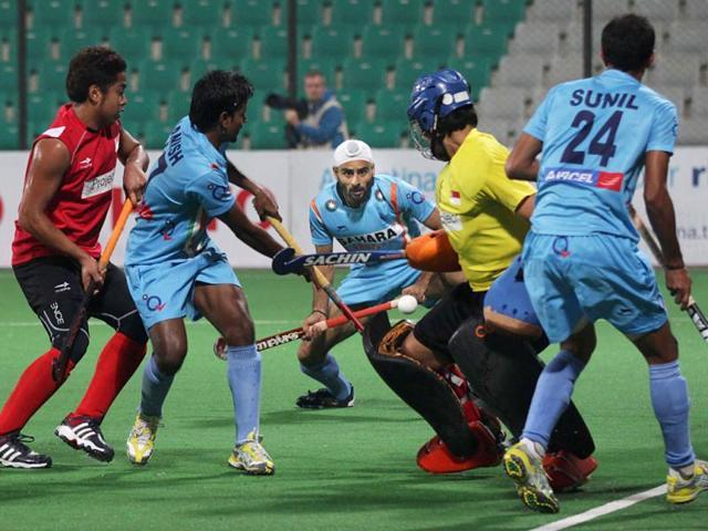 Hockey India (HI),Indian Hockey Federation,london olympics