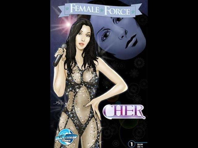 Cher-woos-fans-with-comic-book-avatar