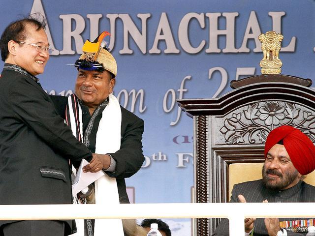 Arunachal Pradesh,Nabam Tuki,Gauhati high court