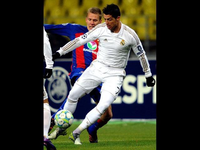 Pontus Wernbloom,CSKA Moscow,Real Madrid