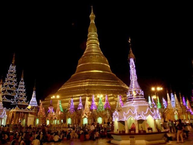 Myanmar,bar manager jailed,Buddha