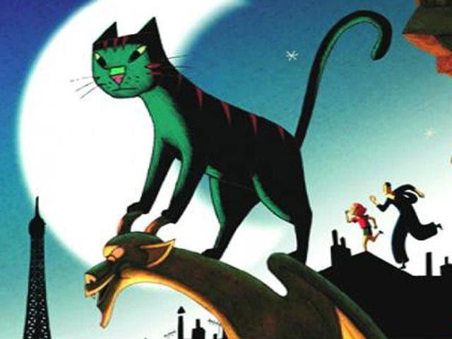 A Cat in Paris,Une Vie de Chat,Oscars
