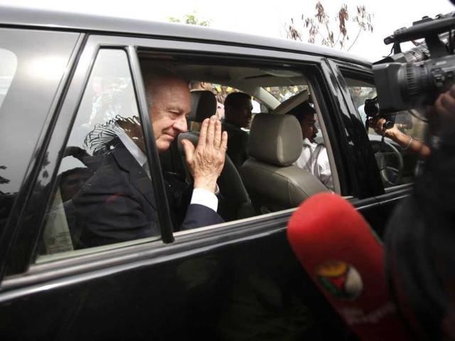 Italian deputy foreign minister,Stefan de Mistura,Enrica Lexie