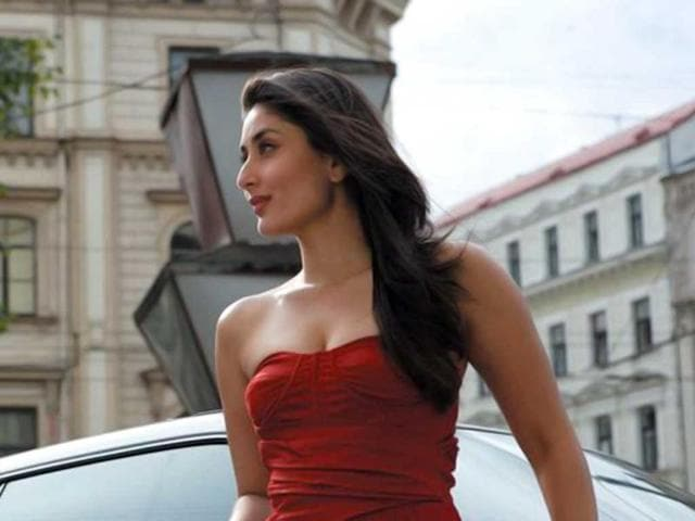 Kareena Kapoor,experiment,hair