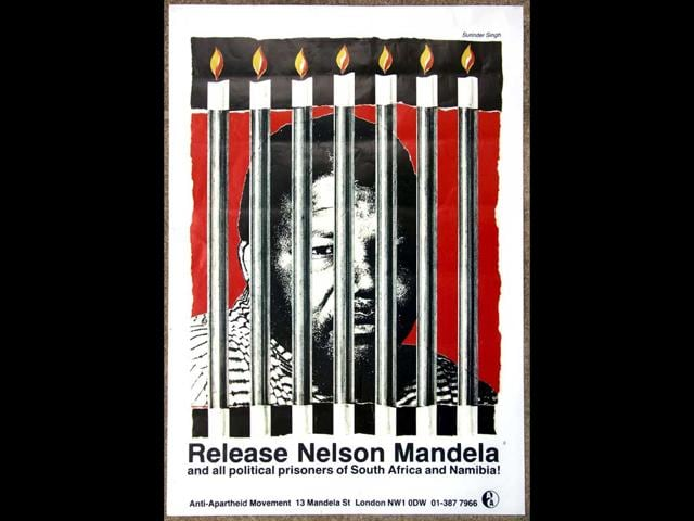 Nelson Mandela's arrest