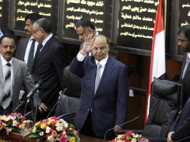 Yemen president,Aden,Huthi militia