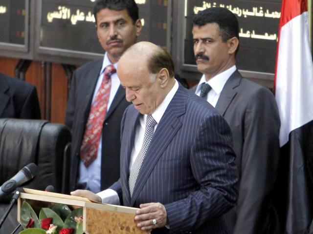 Yemen's Hadi says 'no negotiations' with Houthi rebels in Geneva