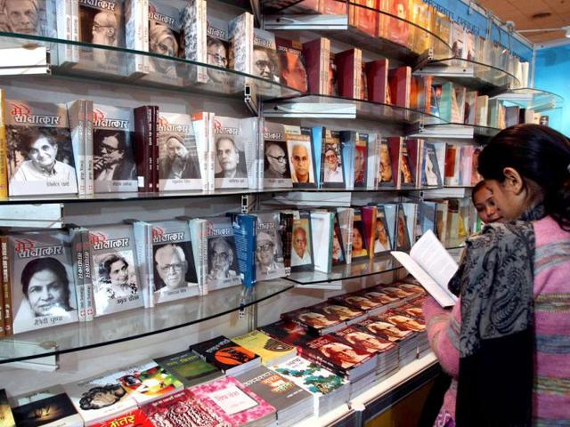 Book-lovers-at-the-20th-World-Book-Fair-2012-at-Pragati-Maidan-in-New-Delhi-PTI-Atul-Yadav