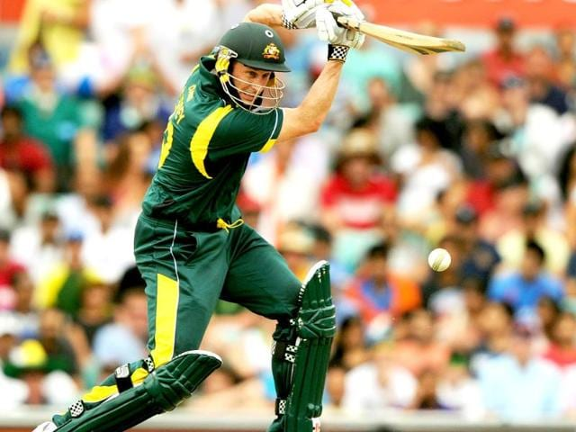 Mike Hussey,Sydney Thunder,Australian Twenty20