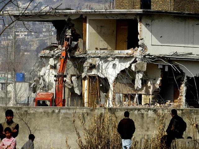 Abbottabad,Osama bin Laden,Bilal town