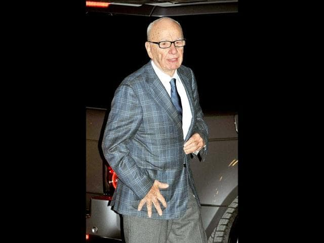 Rupert Murdoch,Twenty-First Century Fox,Sucession