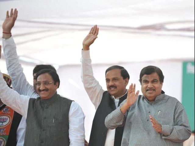 BJP president,Nitin Gadkari,Varun Gandhi