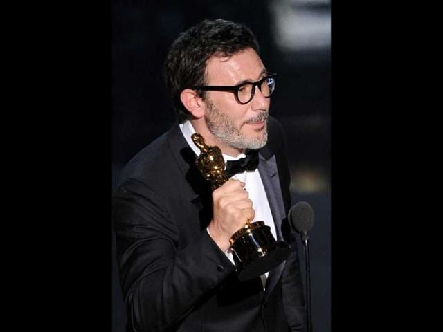 Los Angeles,84th academy awards,the artist
