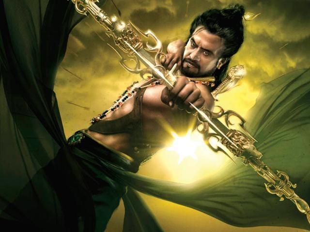 Kochadaiiyaan,Rajinikanth,Nagesh