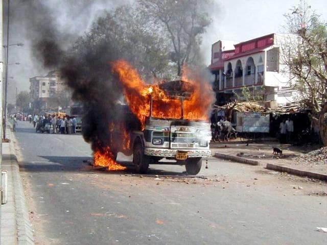 A-file-photo-of-a-truck-burning-during-the-2002-riots-in-Gujarat-seen-as-an-aftermath-to-the-Godhra-train-burning-incident
