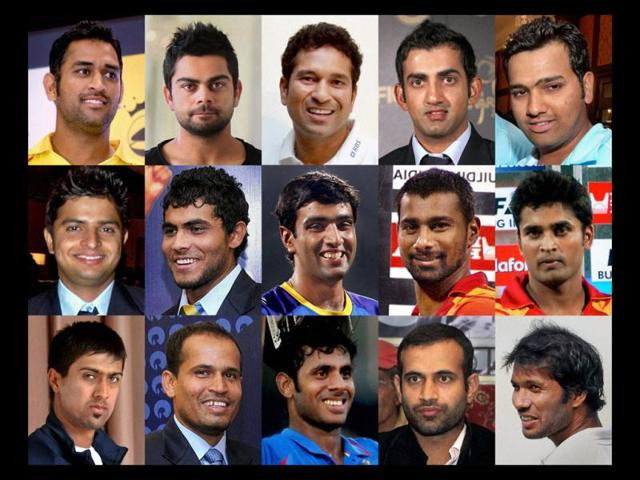Indian squad leaves for Asia Cup