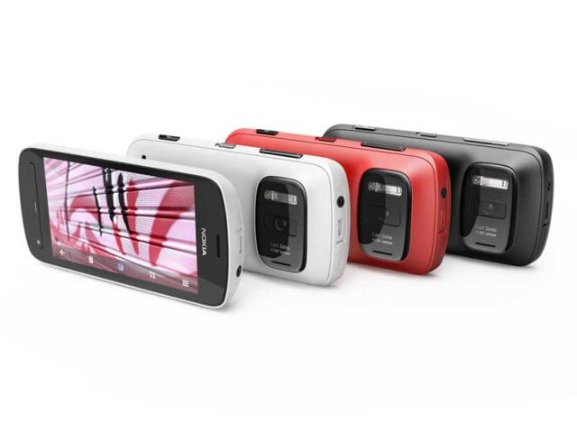 A-smartphone-with-an-incredible-high-resolution-camera-The-Nokia-808-PureView-is-somewhat-of-an-amazing-anomaly-in-the-smartphone-world-with-its-massive-41MP-image-sensor-and-in-house-developed-pixel-over-sampling-technology-The-Nokia-808-PureView-is-expected-to-launch-in-Europe-in-May-for-450-PHOTO-CREDIT-AFP-PHOTO-Nokia