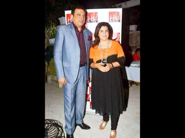 Shirin Farhad Ki Toh Nikal Padi,Farah Khan,Shah Rukh Khan