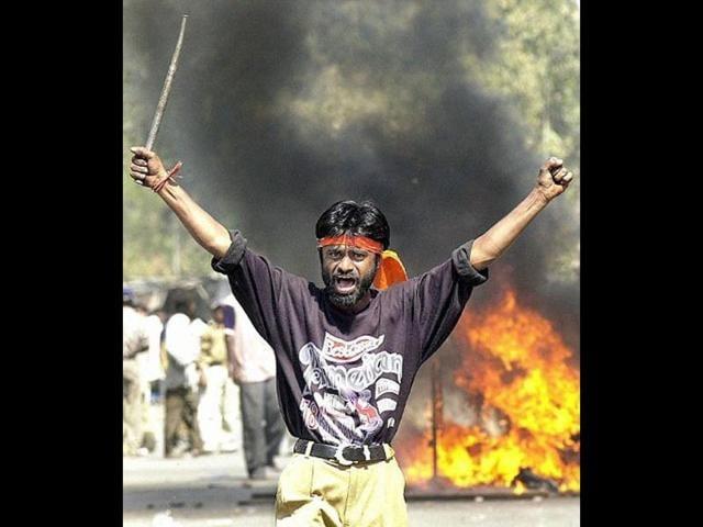 Indrajit Hazra,Gujarat riots,Ashok Mochi
