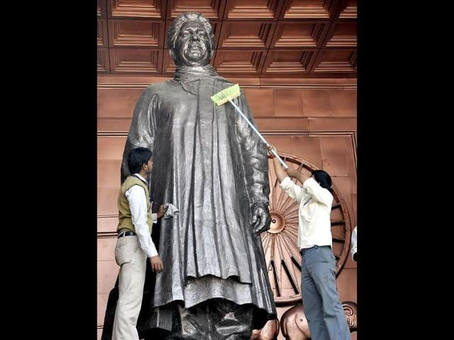 Why desecrate statues?