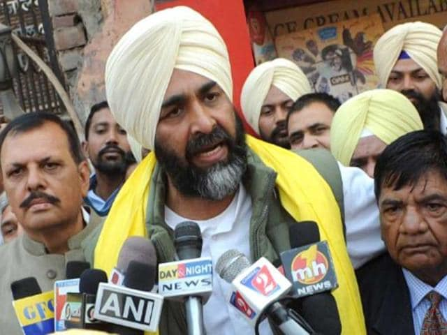 File-photo-of-People-s-Party-of-Punjab-PPP-president-Manpreet-Singh-Badal-speaking-to-the-press-after-the-release-of-candidates-list-for-the-2012-assembly-election-AFP-Photo-Narinder-Nanu