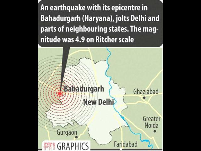 tremors,delhi,earthquake