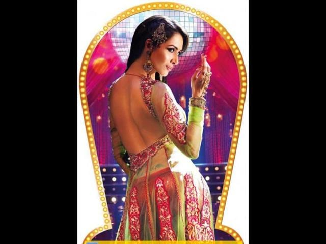 After her hit performance in Munni Badnaam Hui, Malaika Arora Khan has gone retro for her next item number Anarkali Disco Chali in Housefull 2.