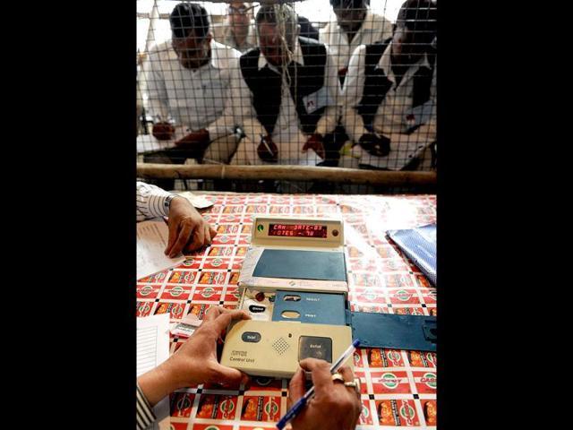 Chandigarh,Haryana,Poll