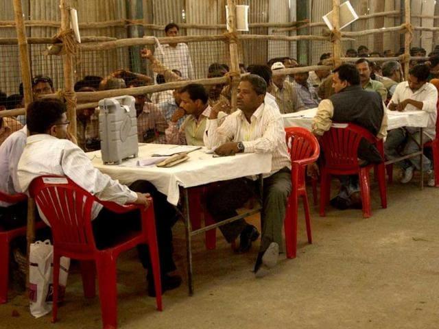 Panchayat polls: Polling halted in Jalandhar village for few hours