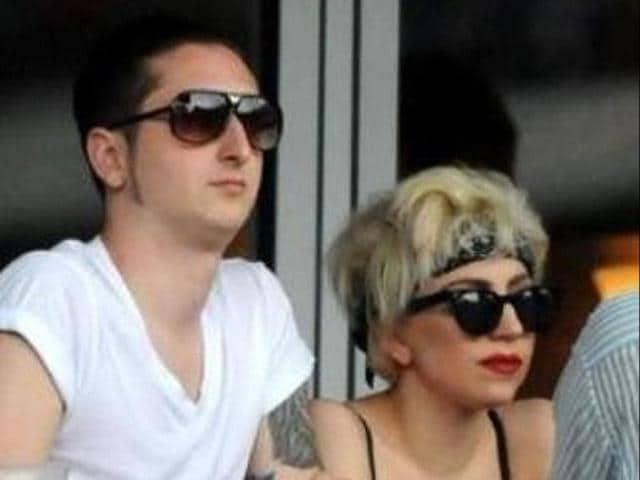 Lady-Gaga-with-ex-beau--Luc-Carl