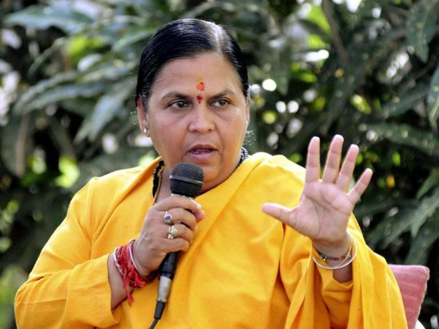 MP: Uma Bharti likely to face STF heat in teachers' recruitment scam