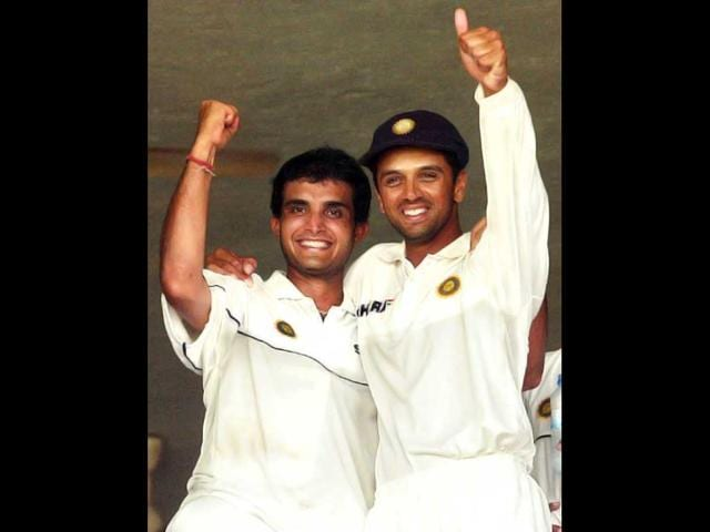 Dravid should have retired after England tour: Ganguly