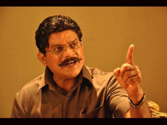 Malayalam film comedian Jagathy Sreekumar seriously injured