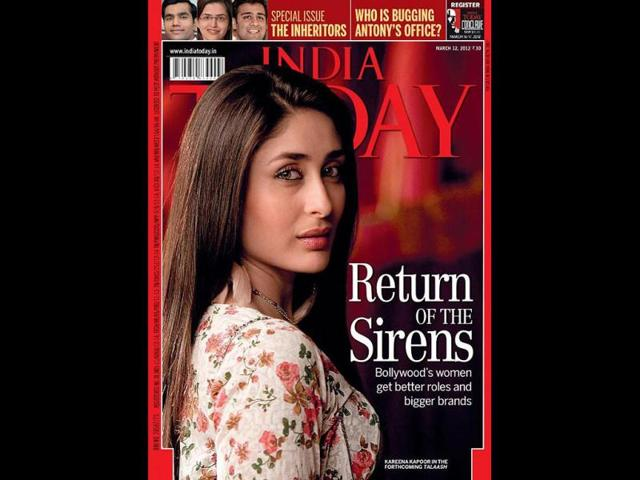 Kareena Kapoor,The Dirty Picture,Hindustan Times