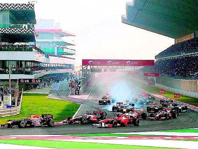 Telecom-major-Airtel-earned-millions-of-eyeballs-by-associating-with-the-maiden-Indian-Grand-Prix-in-October-last-year--AFP-Photo