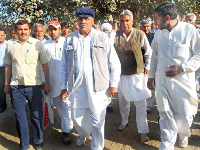 Jat-leaders-on-their-way-after-release-from-jail-in-Hisar-PTI-photo