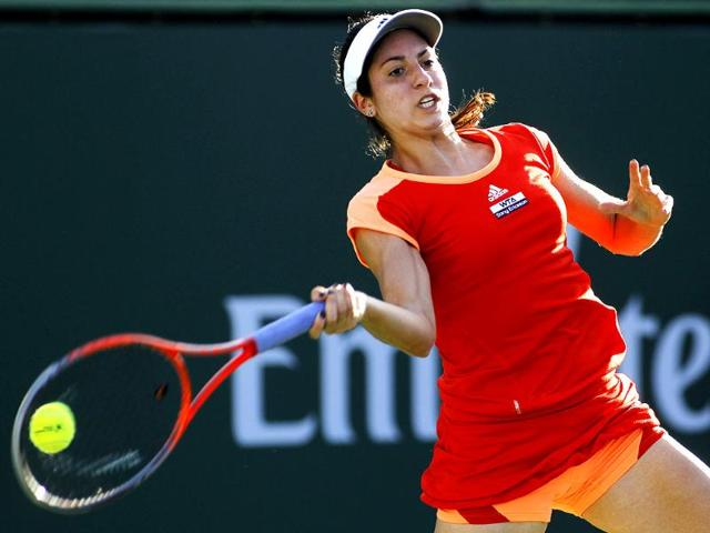 Christina-McHale-of-the-US-returns-a-shot-to-Petra-Kvitova-of-Czech-Republic-during-their-women-s-singles-match-at-the-Indian-Wells-WTA-tennis-tournament-Reuters-Danny-Moloshok