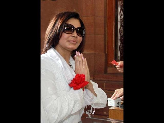 rakhi sawant,independent candidate,Mumbai North-West