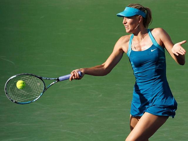 Indian Wells,Ana Ivanovic,Maria Sharapova