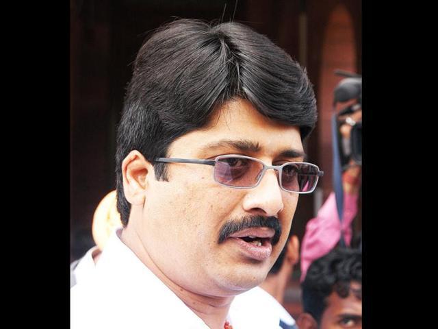 UP prison minister