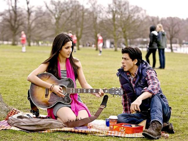 Shah Rukh Khan,Katrina Kaif,Yash Chopra