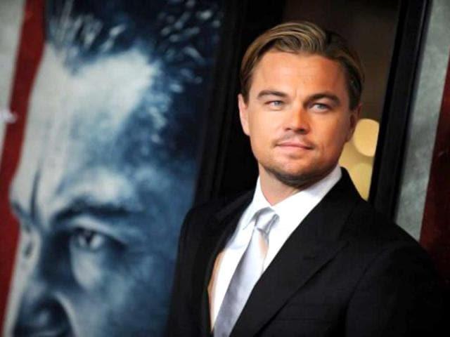 Leonardo DiCaprio,Erin Heatherton,Hindustan Times