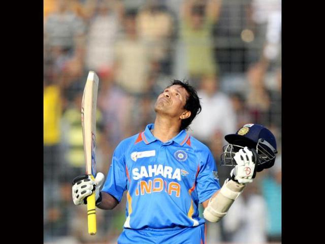 Not thinking about 200th Test: Sachin Tendulkar
