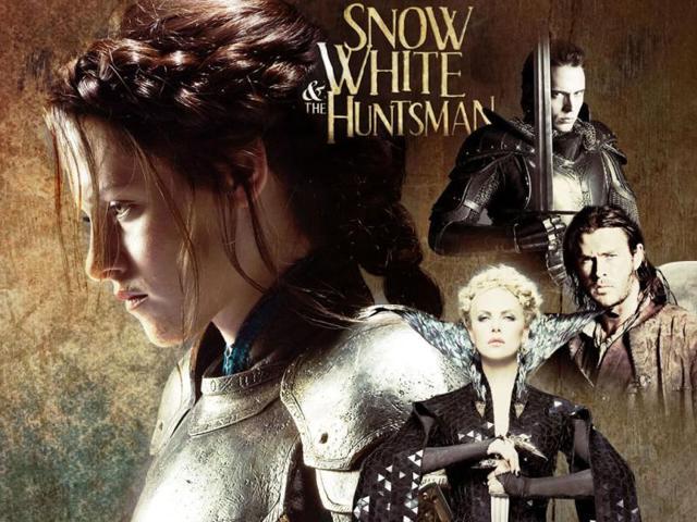 Kristen Stewart,Snow White and The Huntsman,Robert PAttinson