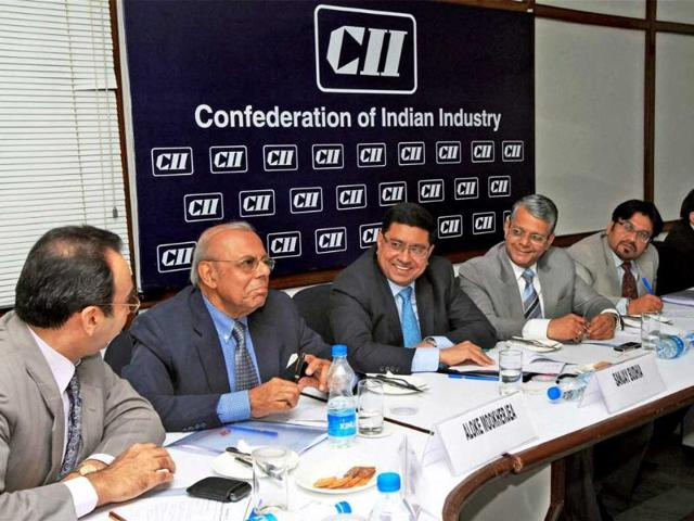 CII,Federation of Indian Chambers of Commerce and Industry,Siddharth Birla