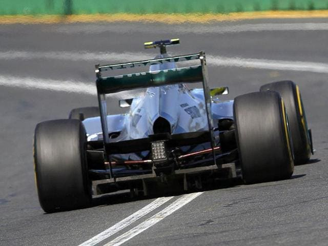 Mercedes-Formula-One-driver-Nico-Rosberg-of-Germany-drives-during-the-third-practice-session-of-the-Australian-F1-Grand-Prix-at-the-Albert-Park-circuit-in-Melbourne-Reuters-Daniel-Munoz